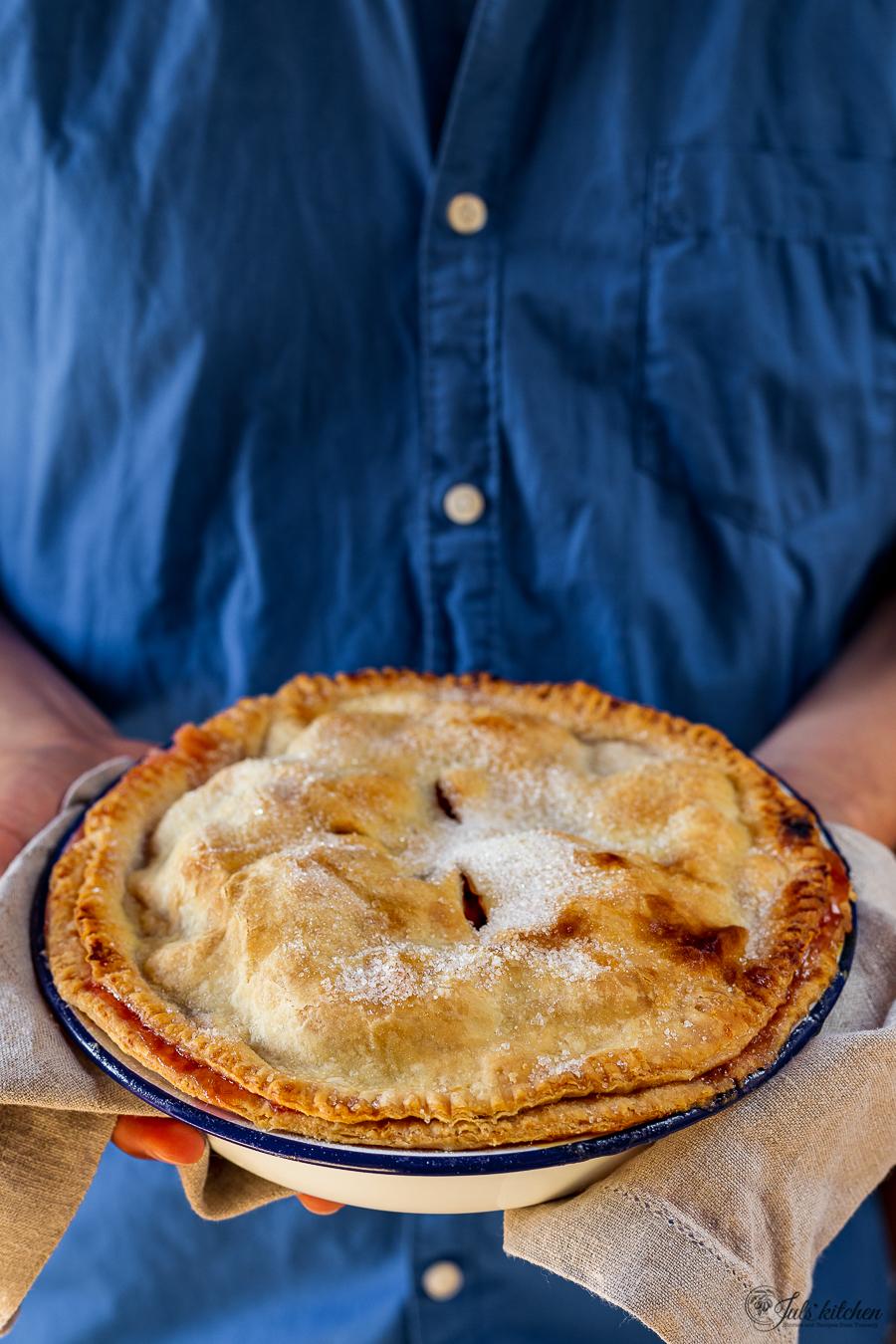 Pie Di Pesche