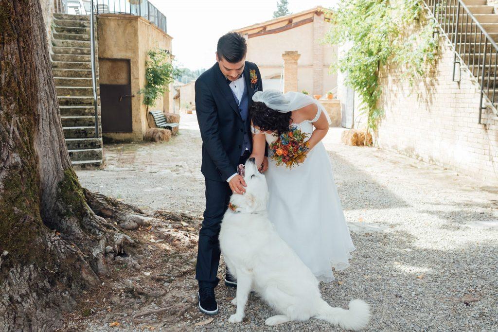 Juls & Tommy sposi